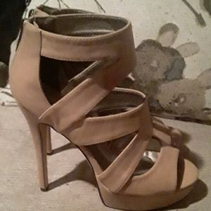 Michael Antonio Ultra High Heels 8